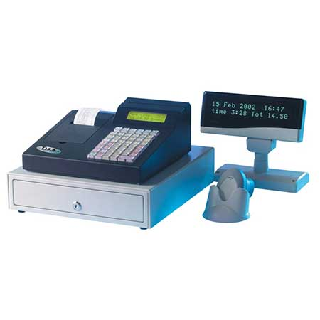 CT-20 Centralized Cashier Parking Terminal