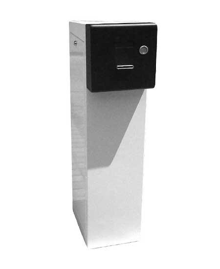 E249 Offline Parking Ticket Dispenser