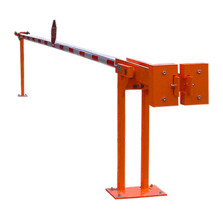 MG-19 Manually Operated Rising Barrier
