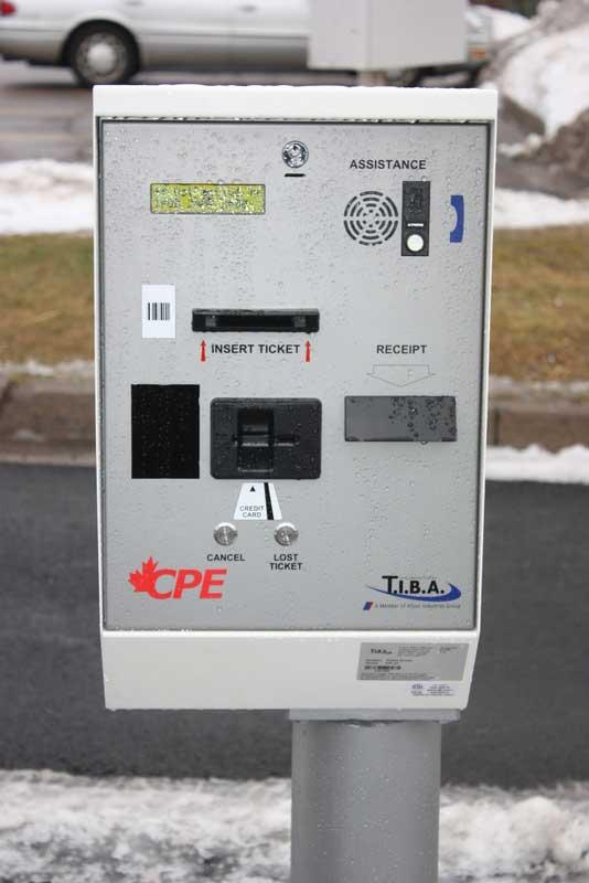 Sw 30 Parking Exit Terminal Cpe Ape