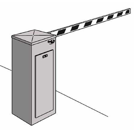 Flex 18 Barrier Gate